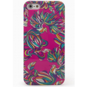 Sakroots Artist Circle iPhone 5/5S Case Hot Pink Treehouse