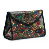 Sakroots Flap Cosmetic Bag Rainbow Spirit Desert